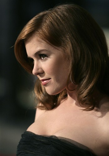 "Isla Fisher- ""It is not like I have a problem with nudity but I didn't think ..."