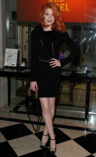 nicola roberts 2011_03. Nicola Roberts makes our cut
