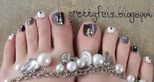 Pedicure-Nail-Art