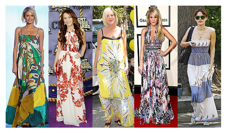 2010 Summer Dresses From