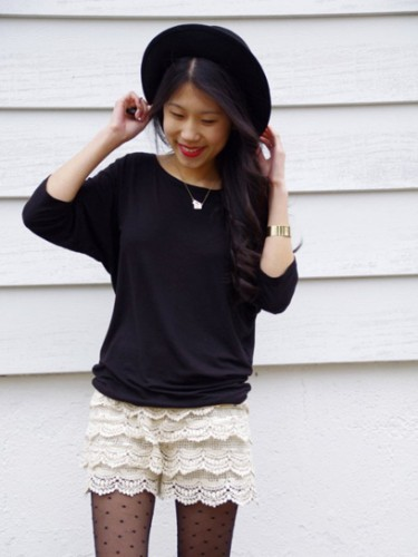 01-blogger-trend-lace-shorts