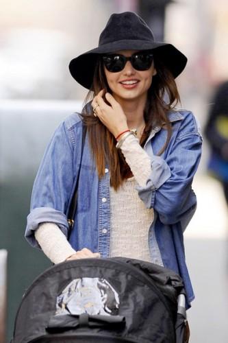 Miranda+Kerr+Hats+Wide+Brimmed+Hat