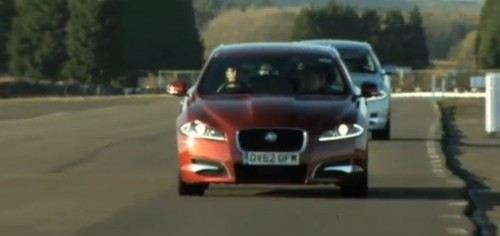 2013 Jaguar XF S Sportbrake