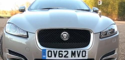 2013 Jaguar XF S Sportbrake DESIGN