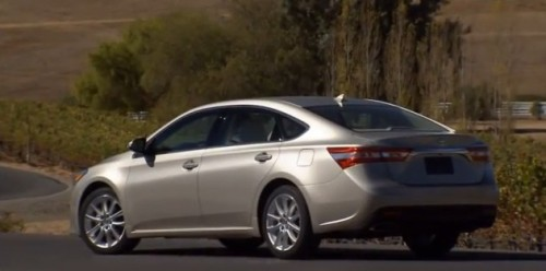 2013 Toyota Avalon V6 Limited (268 hp)
