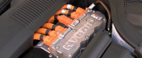 2013 Volkswagen Jetta Hybrid 12