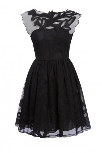 Is this Sexy Black Dresses nice for Christmas 2012 -31