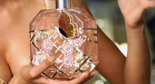 Victoria's Secret's Floral Fantasy Bra 18