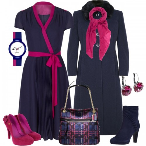 Winter Dresses for Christmas 2012 - 05