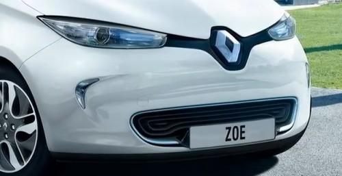New 2013 Renault ZOE