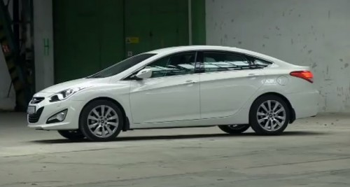 Hyundai i40 Saloon 3