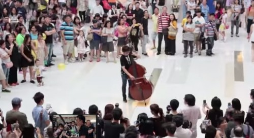 Hong Kong Festival Orchestra Flash Mob