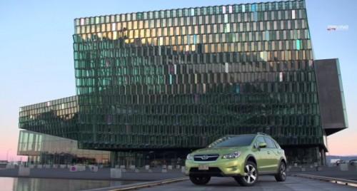 Surviving Iceland in the Subaru Crosstrek Hybrid