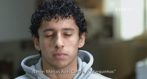 Brazil 2014 Stars to Watch Marquinhos