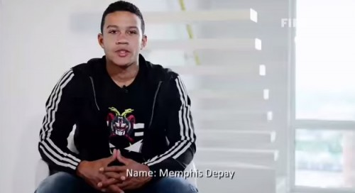 Brazil 2014 Stars to Watch Memphis Depay