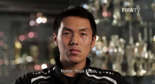 Brazil 2014 Stars to Watch Yuya Kubo
