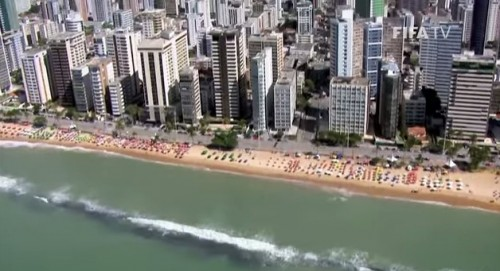 World Cup Host City Recife