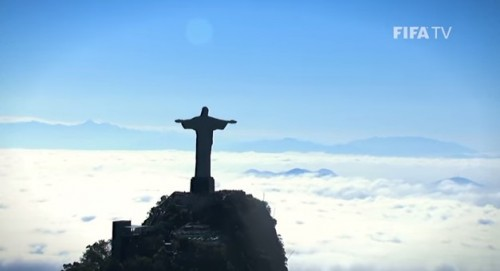 World Cup Host City Rio de Janeiro
