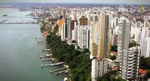 World Cup Host City Salvador