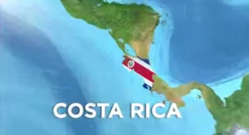 World Cup Team Profile COSTA RICA