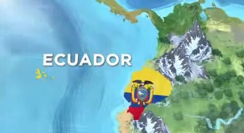 World Cup Team Profile ECUADOR