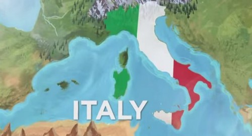 World Cup Team Profile ITALY