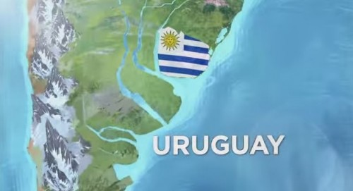 World Cup Team Profile URUGUAY