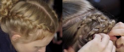 三個步驟編出2014最in髮型
