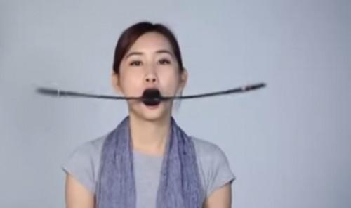 30秒瘦脸神器