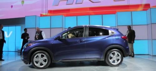 2016本田 HR-V多功能运动型车款 1