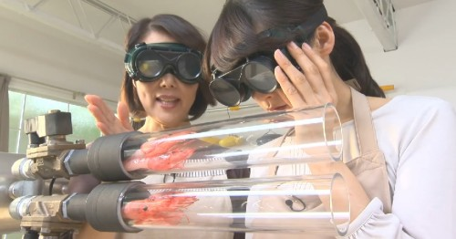 史上最猛的3秒烤虾方法