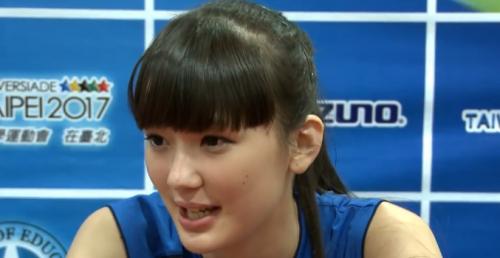 哈薩克十頭身排球美少女Sabina獨家專訪