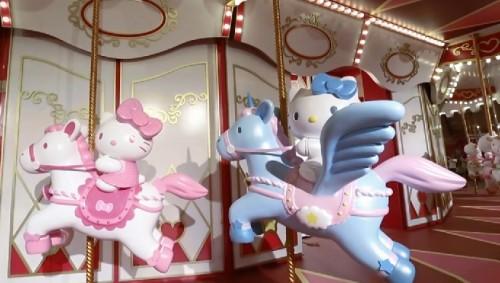 Hello Kitty嘉年華好玩又好看