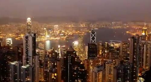 世界各地俯瞰圖,哪一个地方最震撼?
