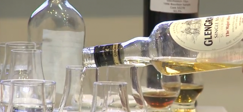 威士忌的品飲法之十字聞香法