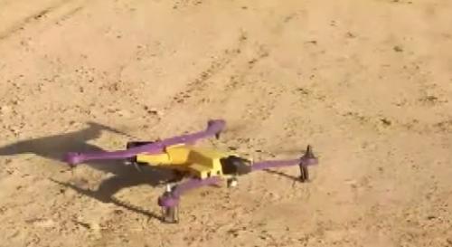 無人機支援4K拍攝, CES另類亮點