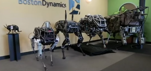 人工智慧再升級 機器犬斑斑亮相