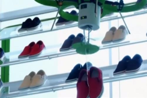 新體驗! 「飛鞋」購物日本起飛