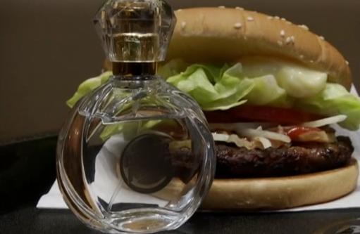 漢堡香水,  愚人節日本漢堡店出奇招