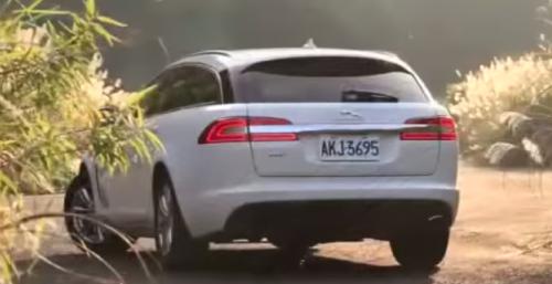 美型旅豹 Jaguar XF Sportbrake