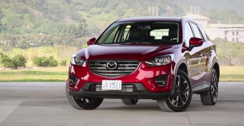 魂動提升,  2015 Mazda CX-5