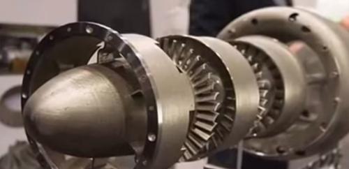 3D列印飛機引擎 世界首款將問世