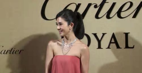 楊采妮、陳妍希、Melody配戴絕美鑽石出席卡地亞頂級珠寶晚宴