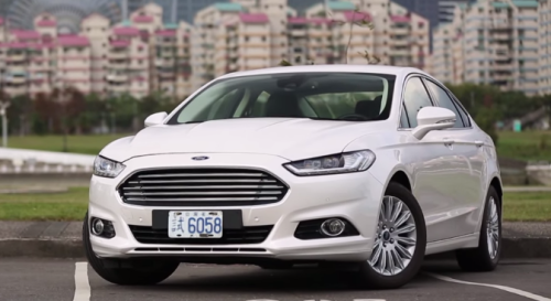 歐系血統新定義 - Ford New Mondeo