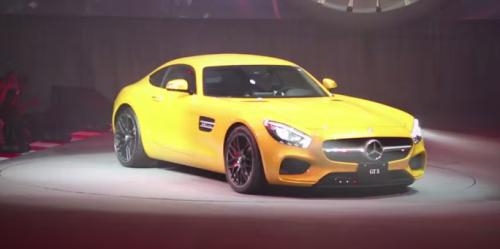 賽道崛起 Mercedes-AMG GT S & C 63 - 極速現身