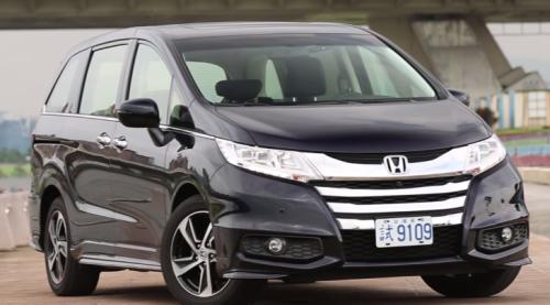 高機能座艙  - Honda Odyssey