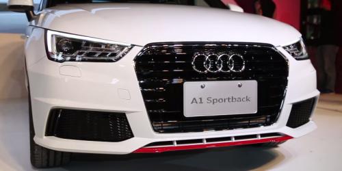 New Audi A1 A1 Sportback - 動感登場