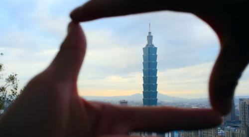 云端婚礼浪漫感动 - 台北101, 台湾3