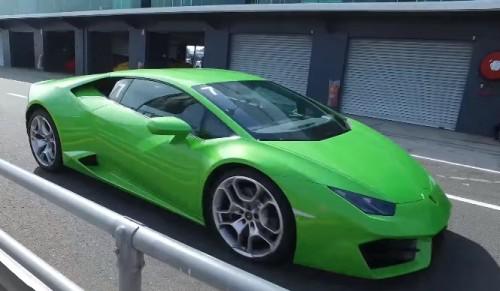 2016 Lamborghini Huracan LP580-2