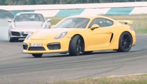 2016 Porsche World Roadshow